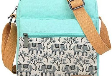 Kemy's Girls Elephants Crossbody Bag Set