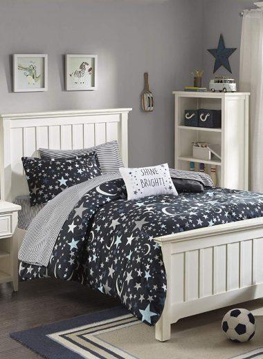 Mi Zone Kids Starry Night Twin Comforter Set