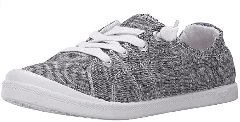 Roxy Womens Rory Slip On Sneaker Shoe